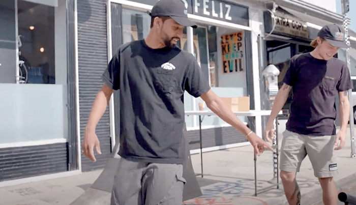 Maurio McCoy Has Fun With Mobile Skatepark In 'Unboxed'