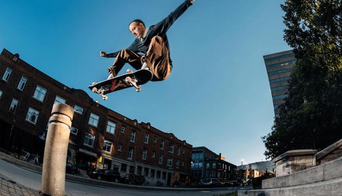 Studio Skateboards Releases Joey Larock Edit