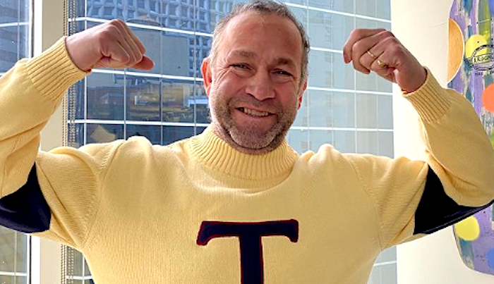 Blondey McCoy Interviews Mark Gonzales For New Podcast Series