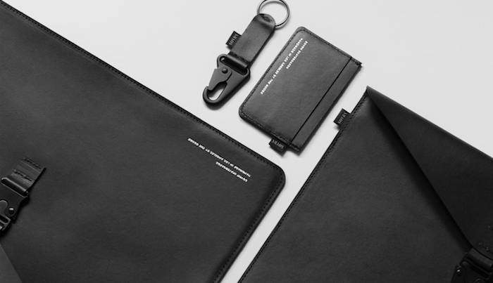 Sovrn Unveils Leather Accessories Line
