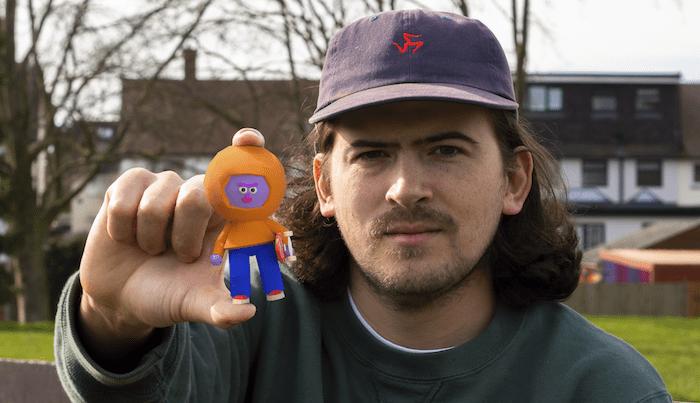 'Vague' Premieres Animated Remix Of Classic Nick Jensen Part