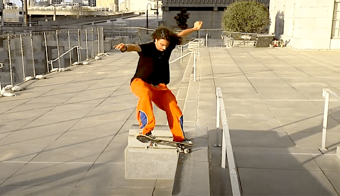 Watch Krux's Cobe Harmer In 'Unlisted 26' Video