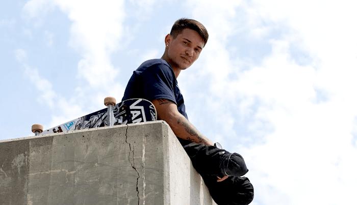 Felipe Nunes Joins Vans Team