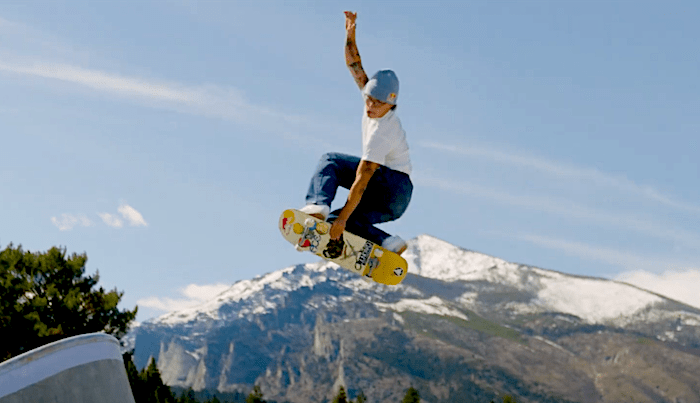 Karl Berglind Skates Beautiful Big Sky Country In Latest Red Bull Video