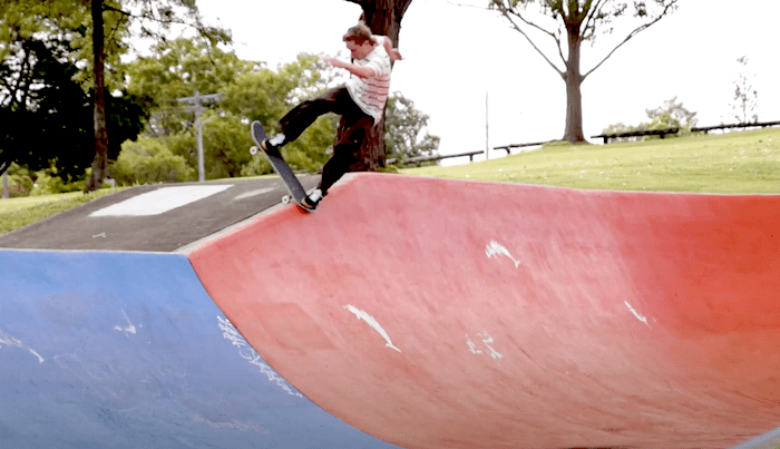 Independent Releases Kieran Woolley's Jaw-Dropping New Part
