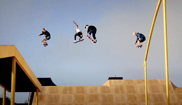 Multiplayer Free Skate Mode Now Available For 'Skater XL'
