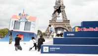 Watch Red Bull's 'Paris Conquest' Live!