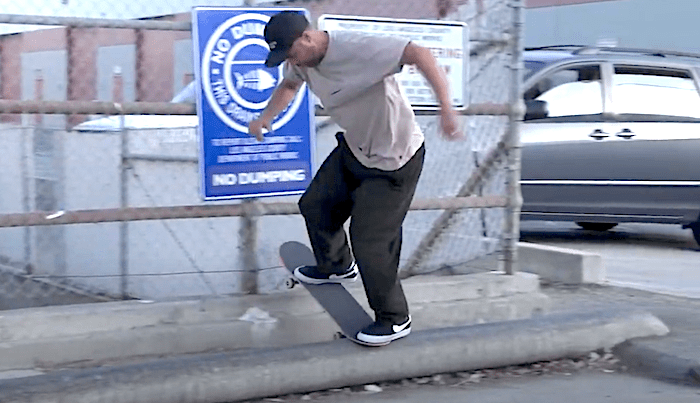 Watch The First Miles Griptape Team Edit Here