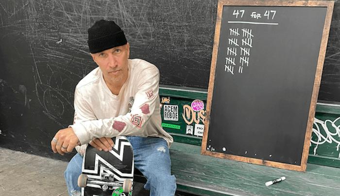 Jamie Thomas: 47 Tricks on His 47th Birthday