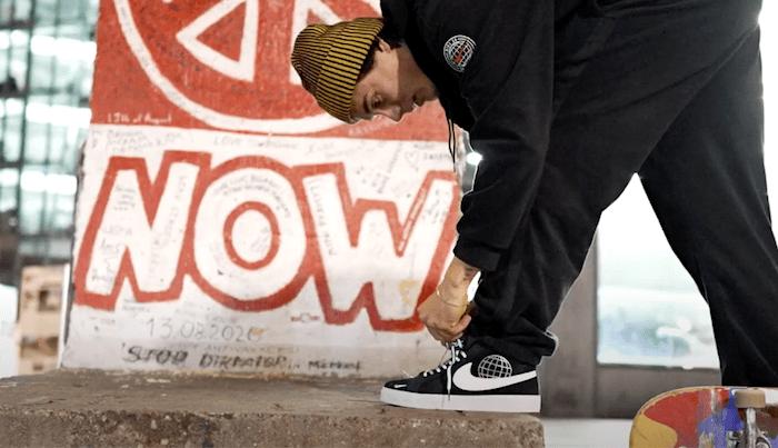 Denny Pham Skates At Night In Latest SkateDeluxe Video