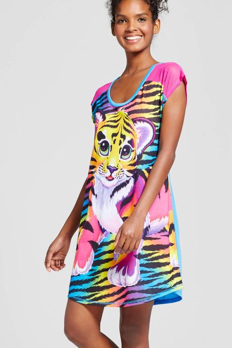 Lisa Frank x Target Pajama Collection