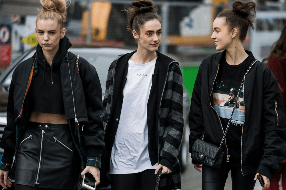 Paris Fashion Week Fall Winter 2018 Women Street Style