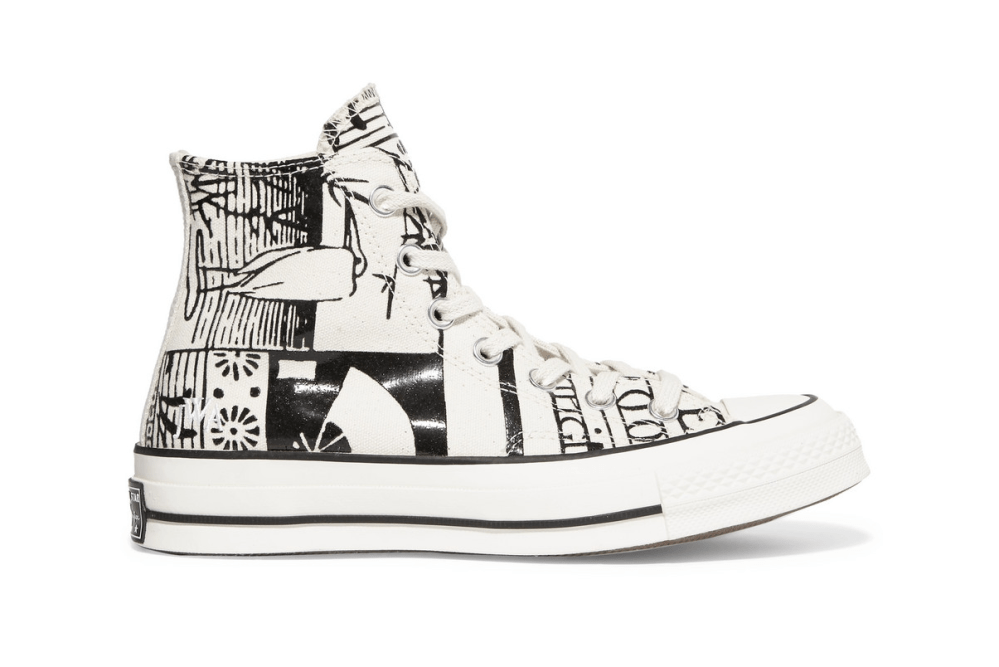 JW Anderson Converse Chuck Taylor All Star Net a Porter