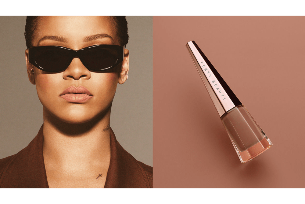 Rihanna Fenty Beauty Stunna Lip Paint UNBUTTON Peachy Nude