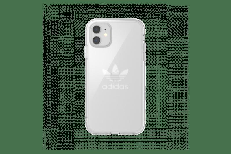 adidas Originals iPhone 11 Case Trefoil Clear