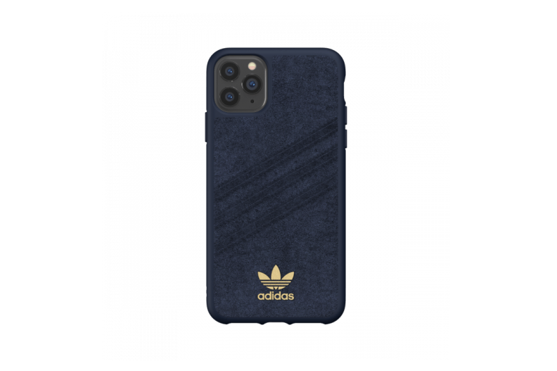 adidas Originals iPhone 11 Case Ultrasuede Collegiate Royal Blue
