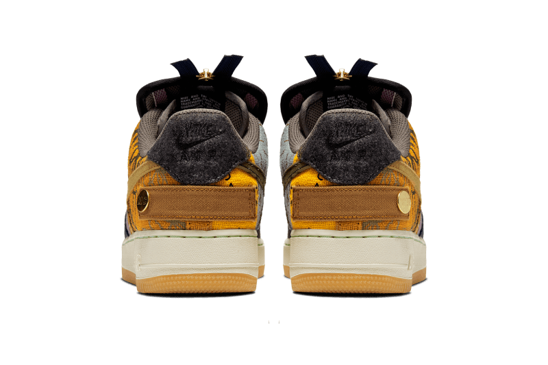 Travis Scott Nike Air Force 1 Cactus Jack Astroworld