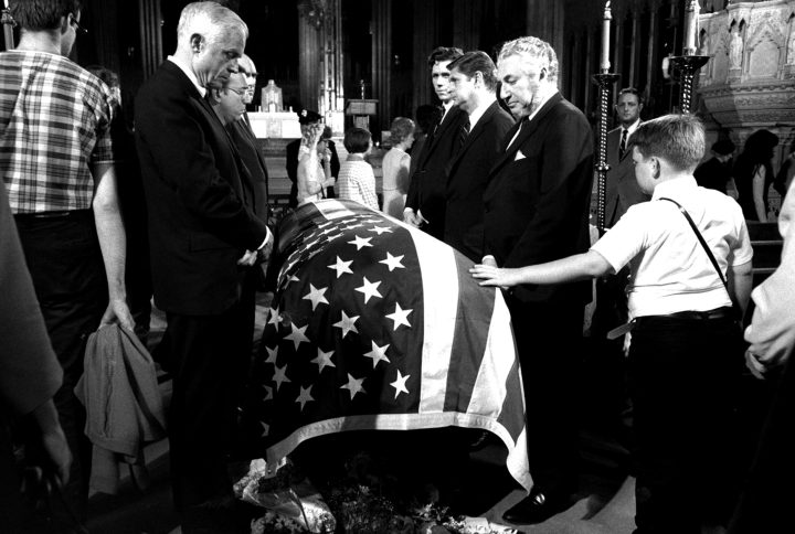 Remembering Robert F. Kennedy's Funeral Train, 50 Years Later