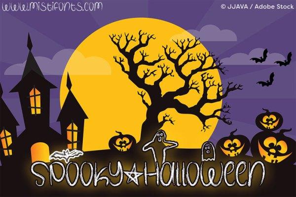 free halloween schriftarten # 32