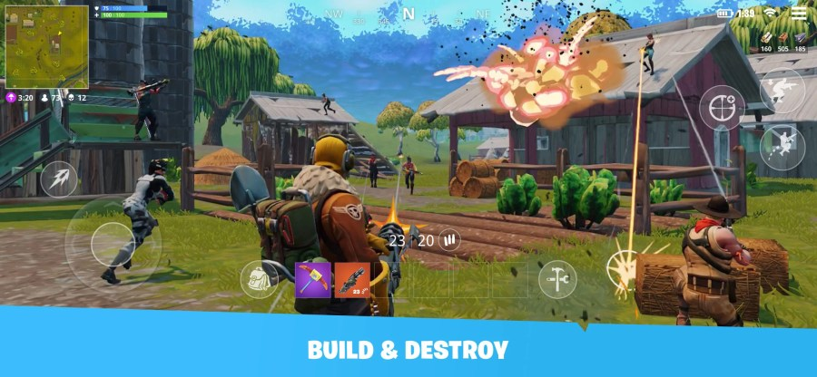 Best free iOS games to play on your iPhone or iPad in 2018 Fortnite