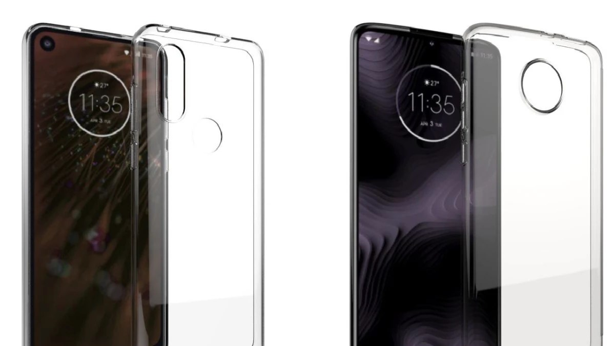 Motorola P40 Amp Moto Z4 Play Case Renders Match Previously