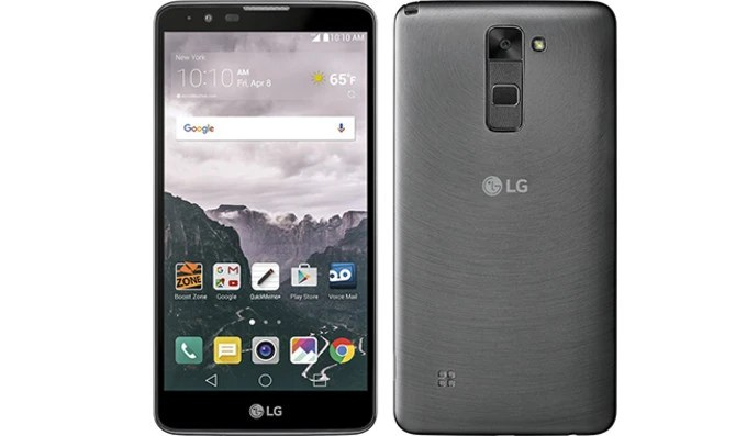 2 Phone Fastboot Mode Lg Stylo
