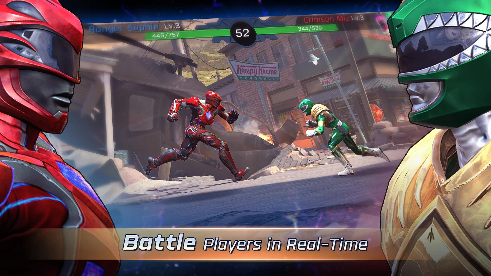Power Rangers: Legacy Wars unleashed on Android and iOS ...