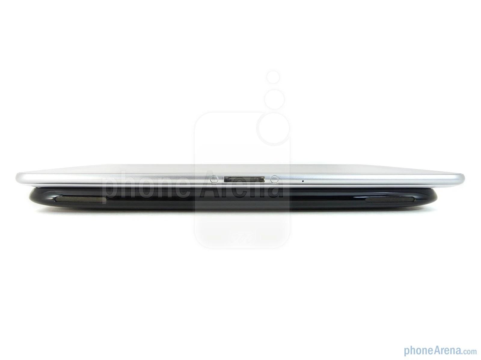 HP TouchPad vs Samsung Galaxy Tab 10 1 Design 10