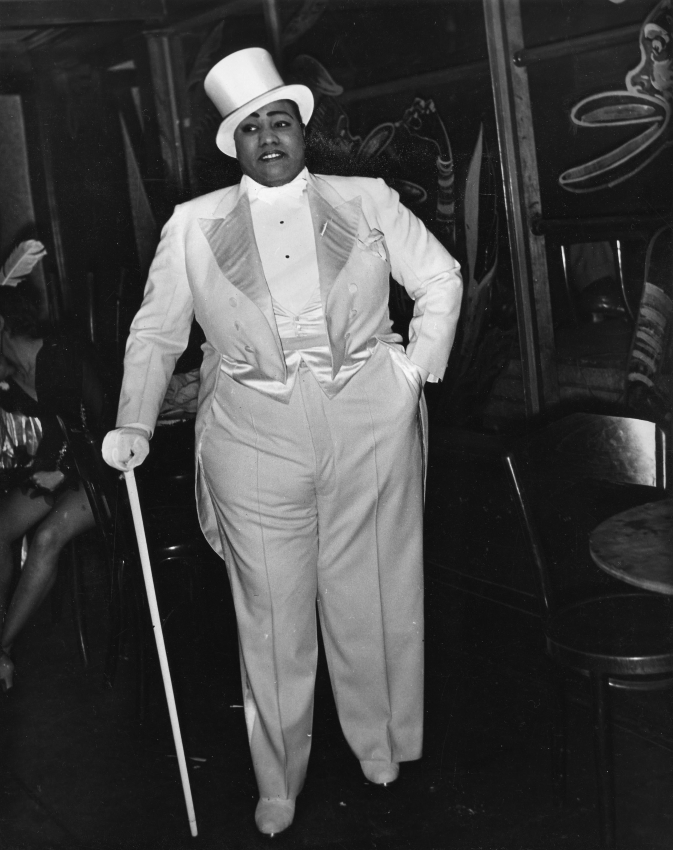 Mae West Body Casket