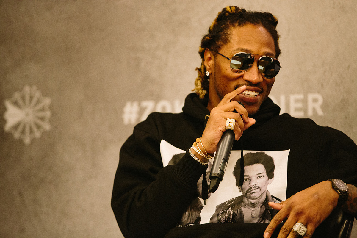 rapper future on shopping, style and sneakers | read | i-D