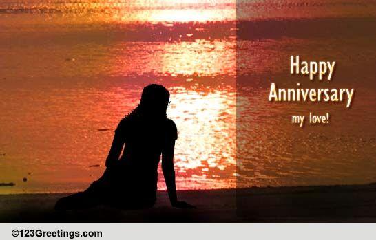 Happy Anniversary My Love Quotes