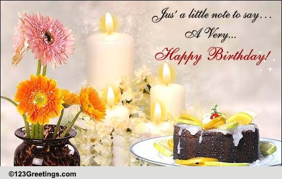 Wish You A Very Happy Birthday Free Extended Family