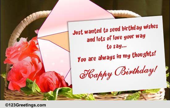 Wishes My Birthday Quotes Son Happy
