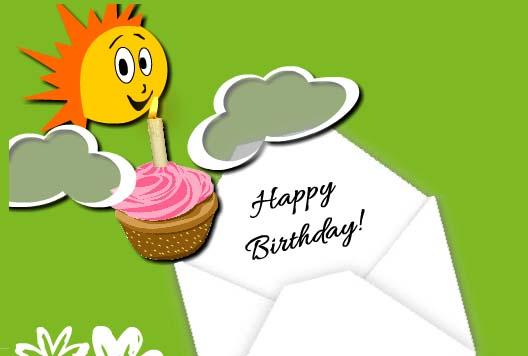 Warm Sunny Birthday Wishes Free Happy Birthday Ecards