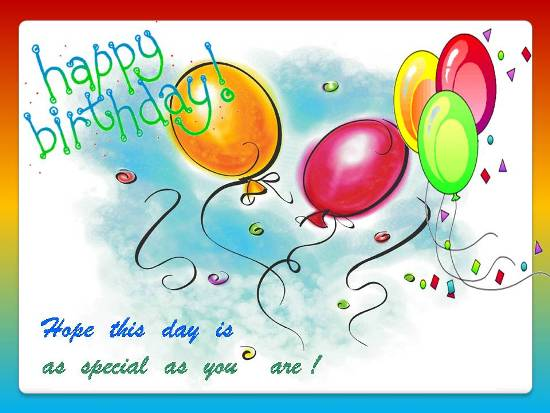 Wonderful B Day Wish For Loved Ones Free Birthday Wishes
