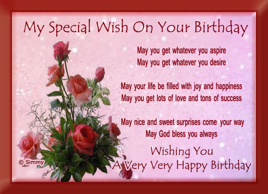 Happy Quotes Birthday Wishes Son My