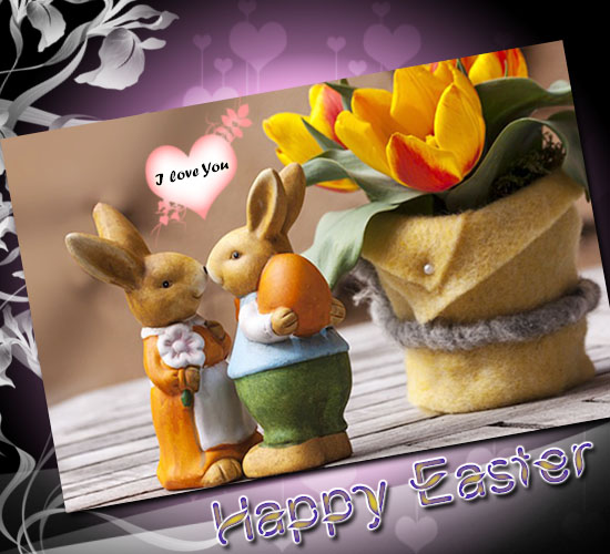 Easter Message My Love