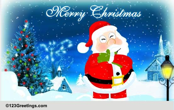 Merry Wishes Family Christmas Friends And