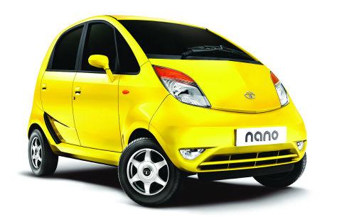 Tata Nano Ist Ein Flop Indisches Bilig Auto Verkauft Sich
