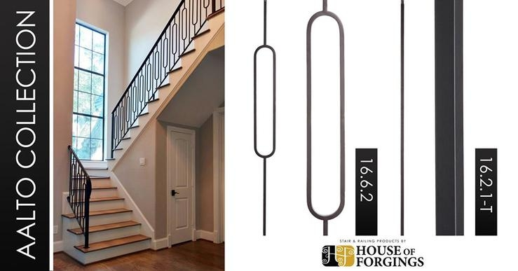 Iron Stair Balusters Call 818 335 7443 Stair Parts Iron Balusters | Modern Iron Stair Railing | Handrail | Before And After | Glass | Ornamental | Elegant