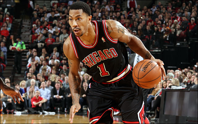 Derrick Rose injury update (11.23.2013) | Chicago Bulls
