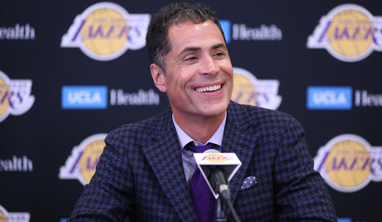 Draft Evaluation and Offseason Outlook With Rob Pelinka ...