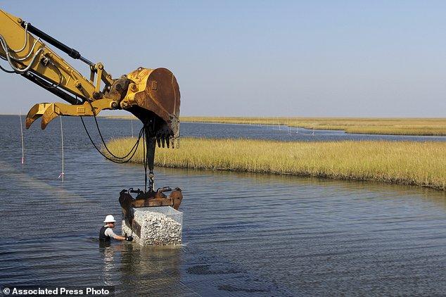 Louisiana Coalition Restore Coastal