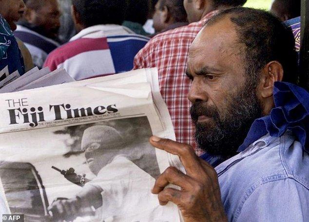 Today Fiji Newspaper Online Times