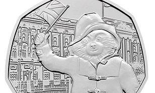paddington bear 50p coins # 38