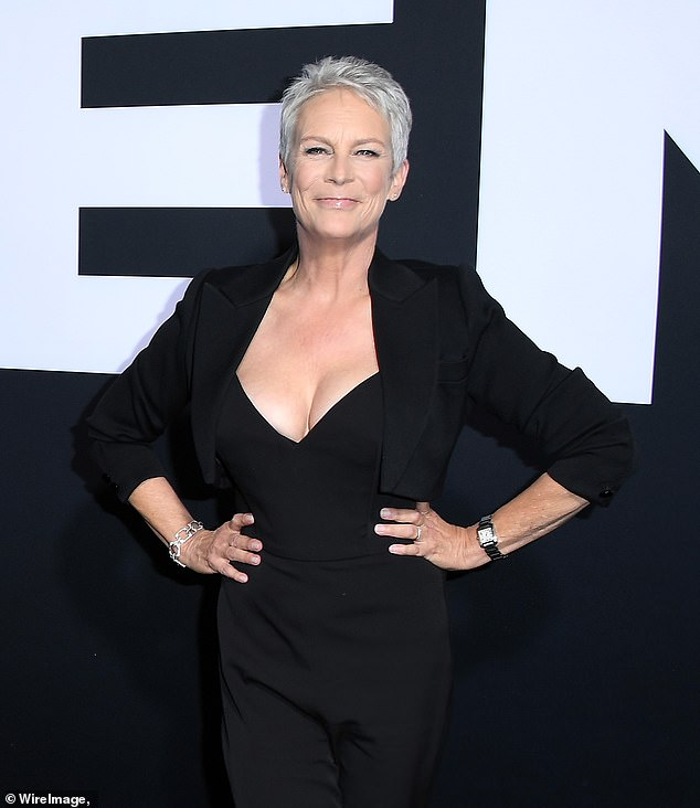 Jamie Lee Curtis plans to spend 60th birthday that falls ...