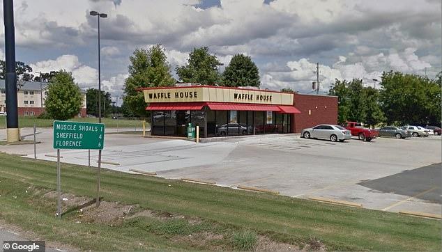 Waffle House Tn Kingsport