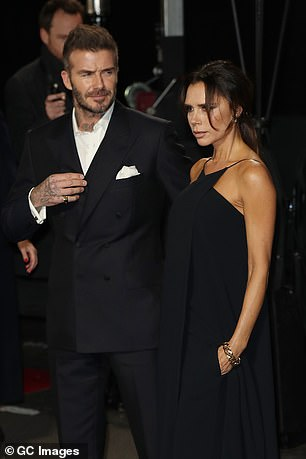 TALK OF THE TOWN: David Beckham set to stop funding wife ...