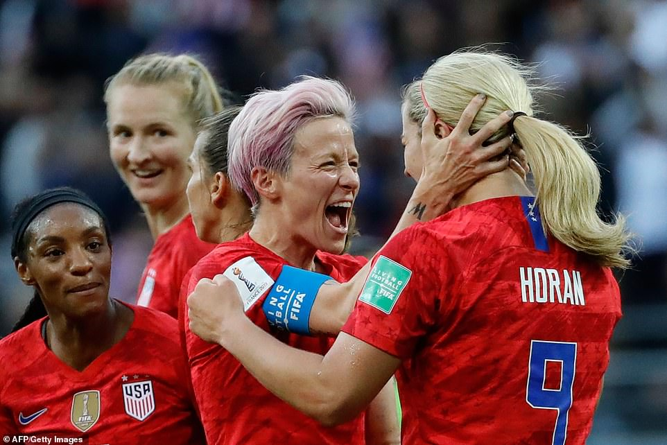 US team is slammed for 'disgusting' and 'obnoxious ...