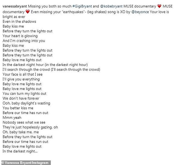 Beyonce Lights Out Lyrics